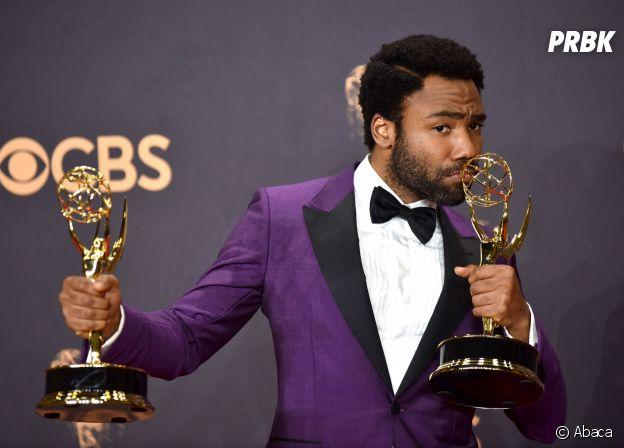 Donald Glover récompensé aux Emmy Awards 2017