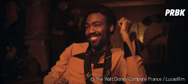 Donald Glover dans Solo : A Star Wars Story