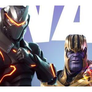 Fortnite : Thanos (Avengers : Infinity War) rejoint le jeu
