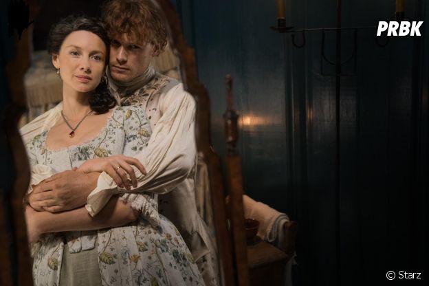 Outlander saison 4 : de l'amour au programme pour Claire et Jamie
