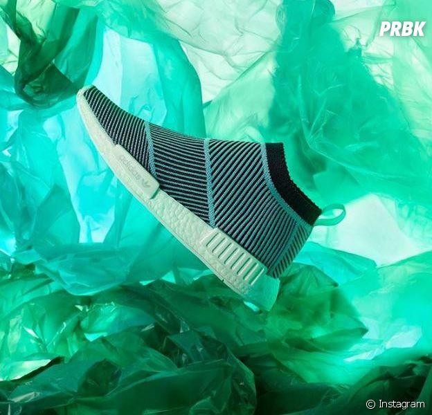 adidas : 1 million de sneakers à base de déchets marins ont été vendues !