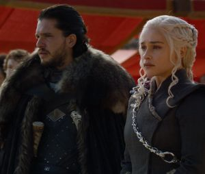 Game of Thrones saison 8 : Emilia Clarke tease la dernière scène de Daenerys !