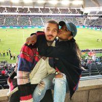 M. Pokora et Christina Milian en couple : ils s'affichent amoureux sur Instagram