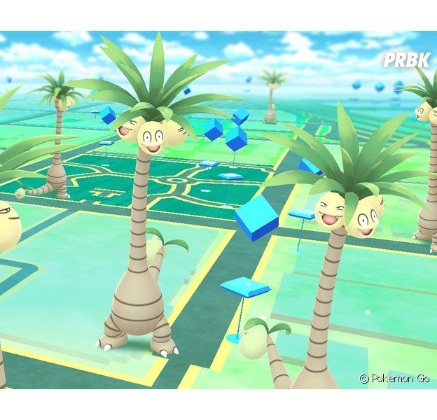 Pokemon Go débarque sur la Nintendo Switch à partir de novembre !