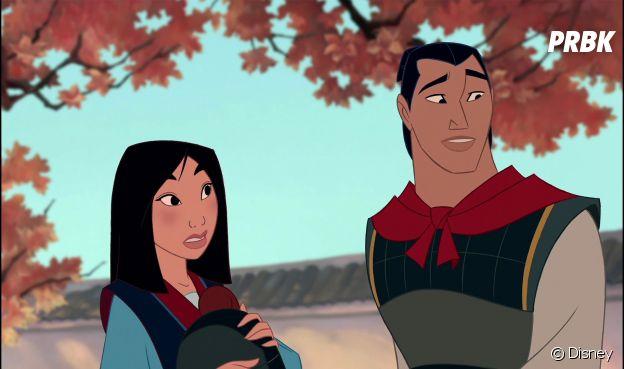 Mulan : Li Shang absent du film