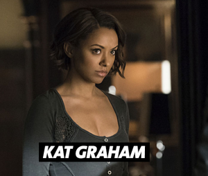 The Vampire Diaries : que devient Kat Graham ?