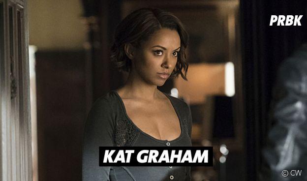 The Vampire Diaries : que devient Kat Graham ?