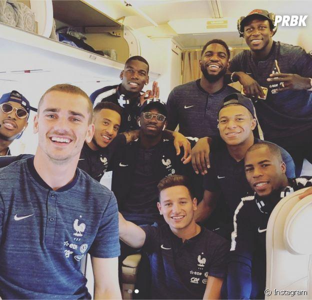 Coupe du Monde 2018 : Kylian Mbappé, Antoine Griezmann... découvrez les surnoms des Bleus