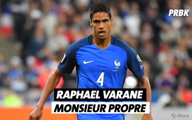 Coupe du Monde 2018 : le surnom de Raphael Varane