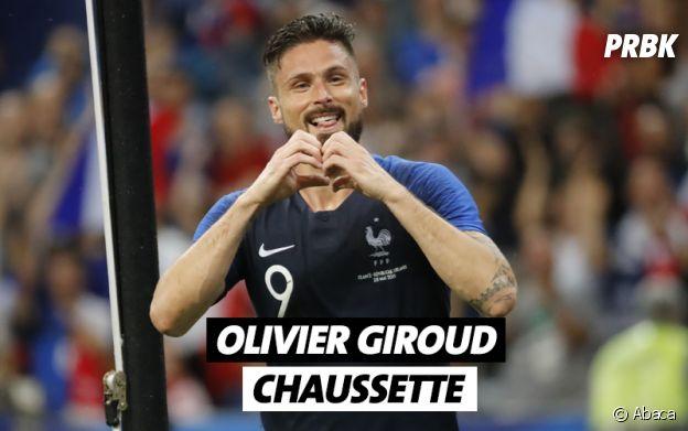 Coupe du Monde 2018 : le surnom d'Olivier Giroud