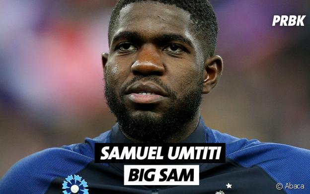 Coupe du Monde 2018 : le surnom de Samuel Umtiti