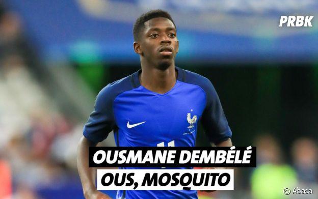 Coupe du Monde 2018 : le surnom d'Ousmane Dembélé