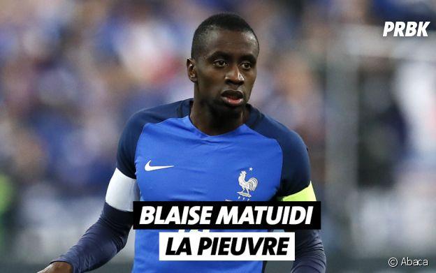 Coupe du Monde 2018 : le surnom de Blaise Matuidi