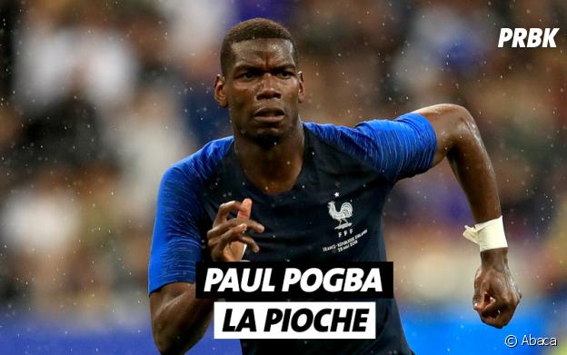 Coupe du Monde 2018 : le surnom de Paul Pogba