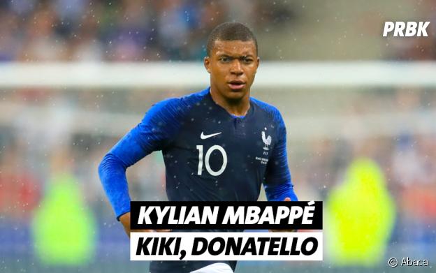 Coupe du Monde 2018 : le surnom de Kylian Mbappé
