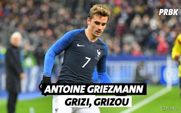 Coupe du Monde 2018 : le surnom de Antoine Griezmann