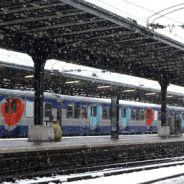 Un bébé naît dans le RER A, la RATP lui offre le train jusqu'à ses 25 ans