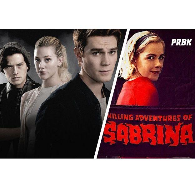 Riverdale saison 3 : des crossovers avec la série Sabrina ? Une actrice est contre