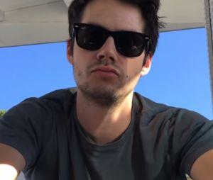 Dylan O'Brien signe son grand retour sur Youtube... avec une audition pour La Reine des Neiges