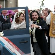 Kit Harington et Rose Leslie mariés : découvrez les photos du mariage des stars de Game of Thrones