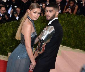 Ces couples qui se sont remis ensemble après une rupture : Zayn Malik et Gigi Hadid
