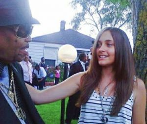 Mort de Joe Jackson : sa petite-fille Paris Jackson lui rend hommage.