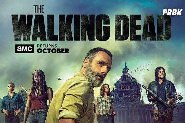 The Walking Dead saison 9 : Maggie aura enfin son bébé