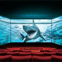 Pathé Gaumont innove ses séances de cinéma avec ScreenX, une expérience totalement folle