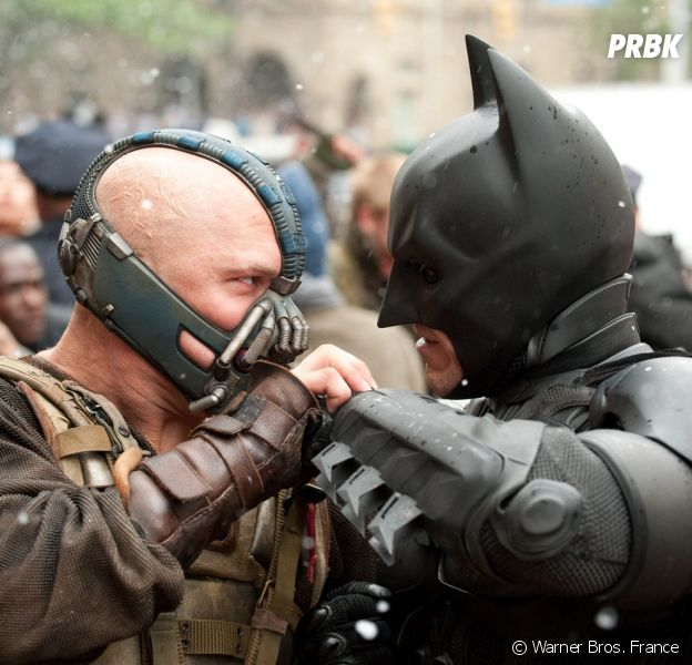 Tom Hardy : 5 choses à savoir sur l'acteur de Bane dans The Dark Knight Rises !