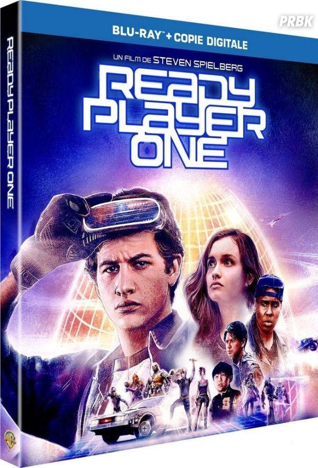 Ready Player One en DVD et Blu-ray