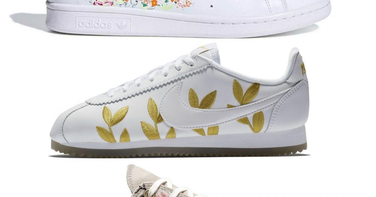 Nike motifs parent Converse iconiques adidas de Les se modèles gqg8vTr