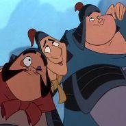 Mulan : deux personnages du dessin-animé de retour dans le film