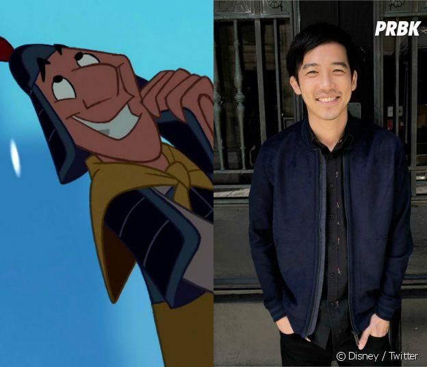 Mulan : Jimmy Wong recruté pour jouer Ling