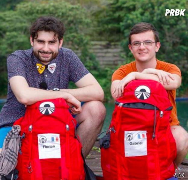 """Pekin Express : Florian et Gabriel déprimés après leur retour """"Ça été un choc !"""""""