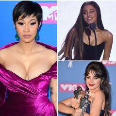 MTV VMA's 2018 : Cardi B, Camila Cabello, Ariana Grande... le palmarès complet