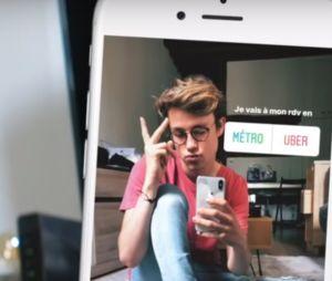 """Tendance Youtube : """"Instagram contrôle ma journée"""", les Youtubeurs obéissent à leurs abonnés."""