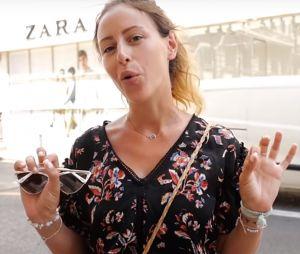 """Caroline teste la tendance """"Instagram contrôle ma journée"""" sur Youtube."""