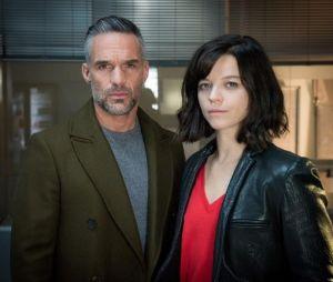 Profilage : Philippe Bas rend un bel hommage à Juliette Roudet qui quitte la série