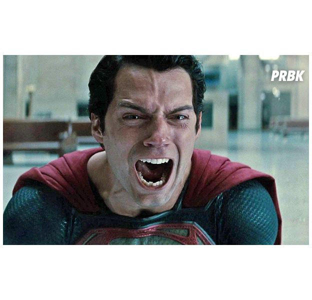 Henry Cavill quitte l'univers DC — Superman