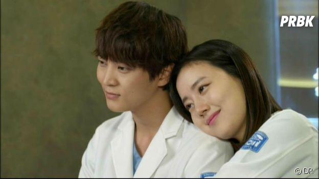 """Good Doctor : """"Shaun"""" et """"Claire"""" dans la version coréenne"""