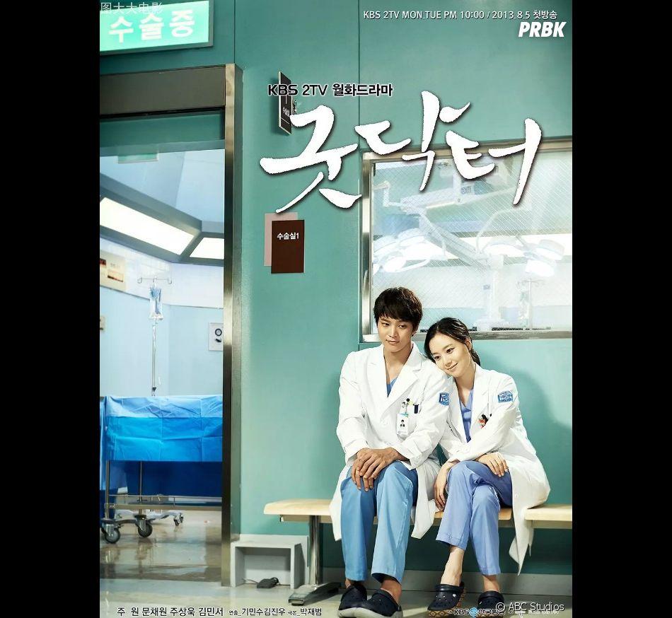 Good Doctor : l'affiche de la série coréenne