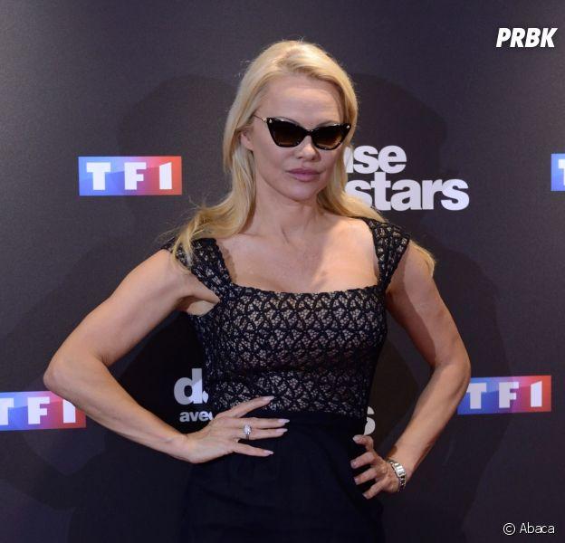 Pamela Anderson blessée avant Danse avec les Stars 9