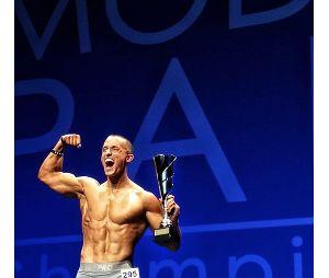 Tibo InShape : victoire pour le youtubeur au Fitness Paris Naturel Championship !