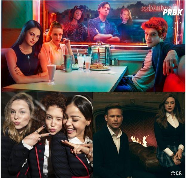 Riverdale saison 3, Elite, Legacies... 10 séries à ne pas manquer en octobre