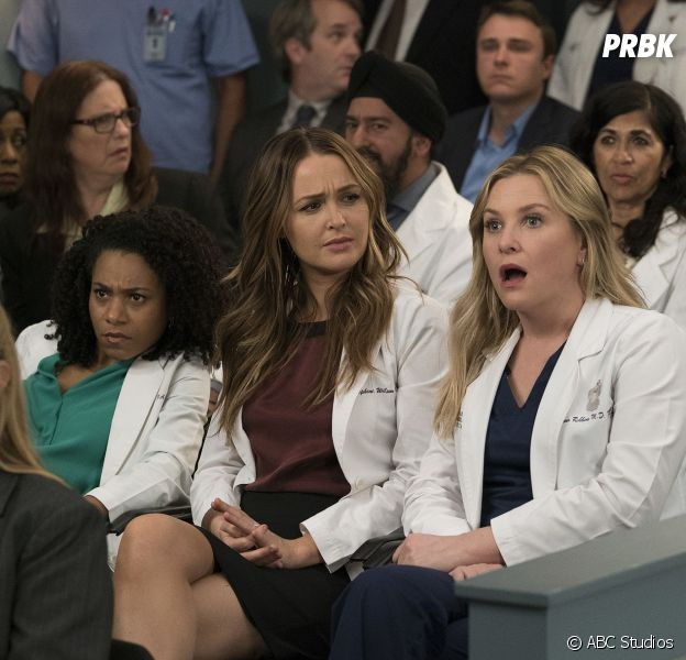 Grey's Anatomy : as-tu vraiment bien suivi la saison 14 ? Passes le quizz