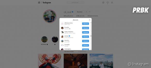 Emily Ratajkowski a bien followé Oli sur Instagram
