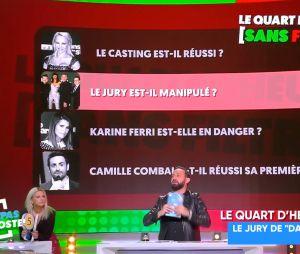 Le jury de Danse avec les stars 9 manipulé ? La danseuse Silvia Notargiacomo répond à Cyril Hanouna dans TPMP.