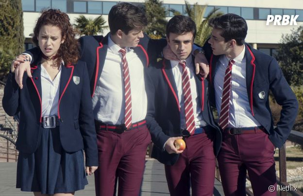 Elite : qui est l'acteur Itzan Escamilla alias Samuel dans la série Netflix ?