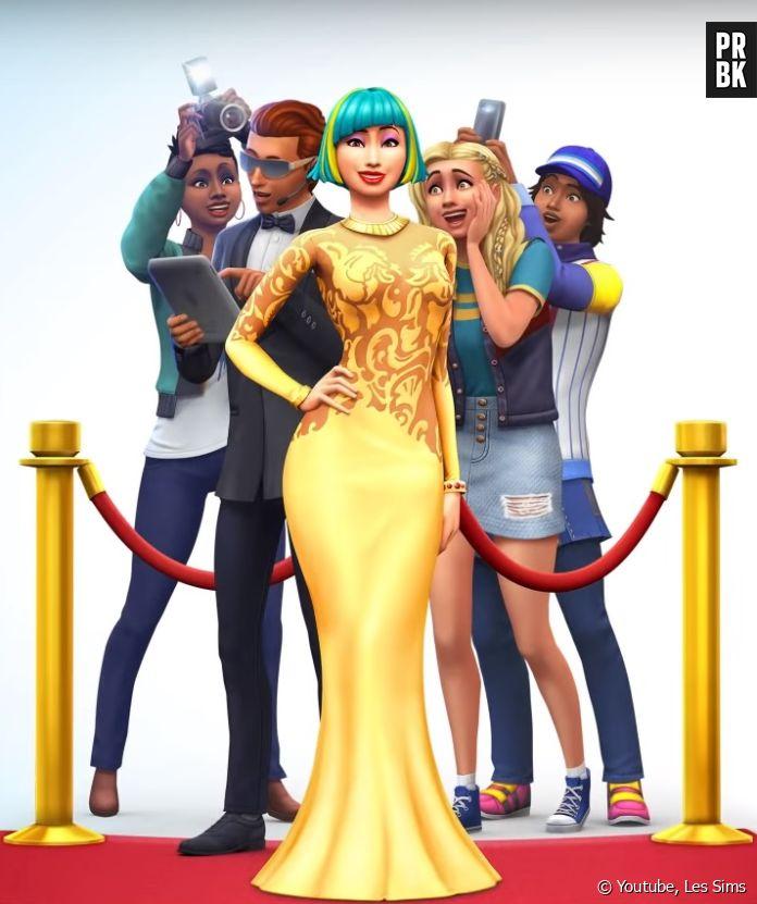 brancher avec les Sims 4
