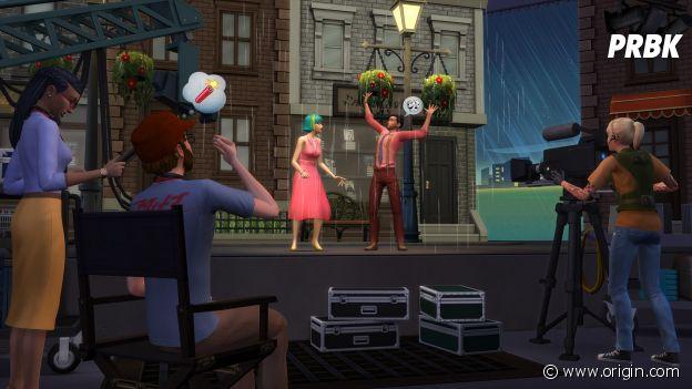 Dans Les Sims 4 : Heure de gloire, vous allez pouvoir devenir influenceur.